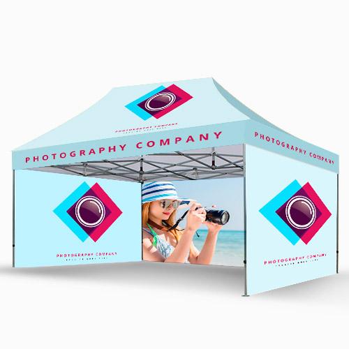 Custom Canopy Tents</br> 10' x 15'