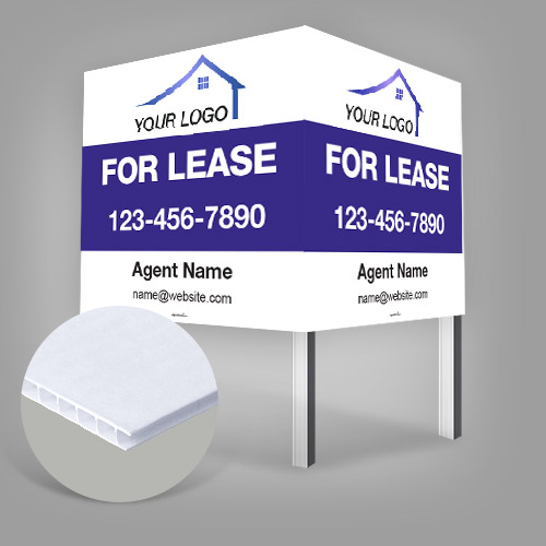 Commercial Signs</br>Coroplast 10mm