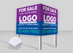 Commercial Signs Coroplast 10mm