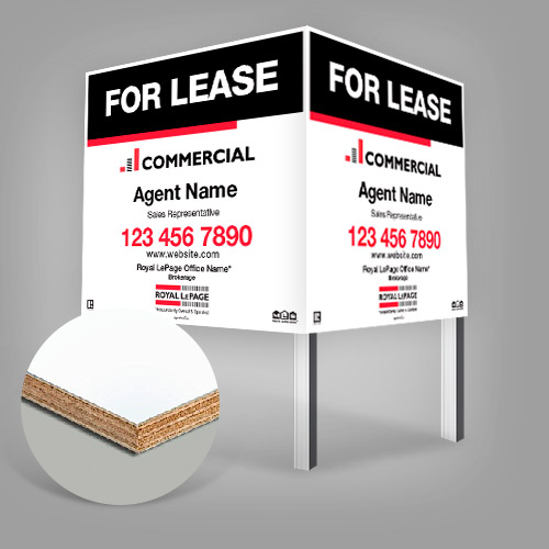 Commercial Signs</br> Crezon Board 12mm