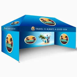 Custom Canopy Tents 10' x 20'