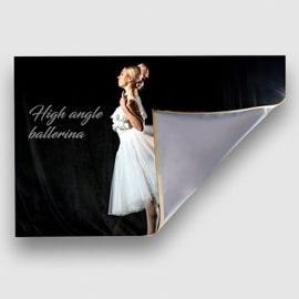 Fabric Banners UV Printing </br> (SEG Fabric)