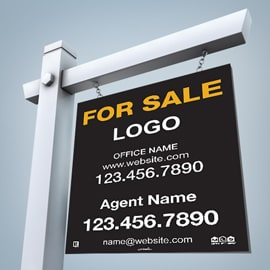For Sale Signs Standard