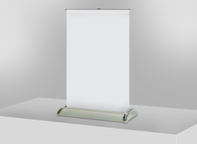 Mini Pull-Up Banner Stand Hardware
