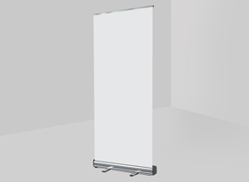 Premium Pull-Up Banner Stands Hardware