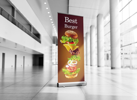 Premium Stand Pull-Up Banners