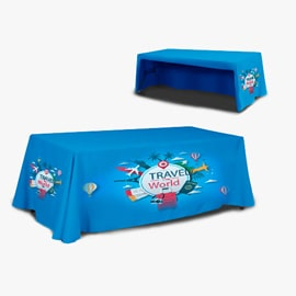 Regular 3 Sided Table Covers