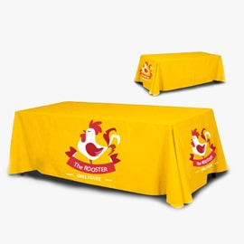 Regular4 Sided Table Covers