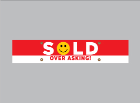 SOLD OVER ASKING! </br>(Smiley)