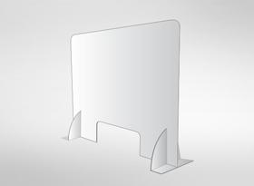 Acrylic 3mm Covid-19