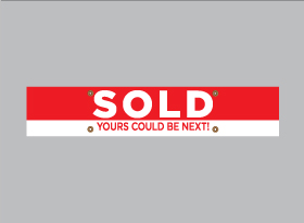 SOLD</br> YOURS COULD BE NEXT!